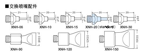 6kg(不包括电源线)  控制器  1m(带地线3芯插头)  电烙铁到控制部间管